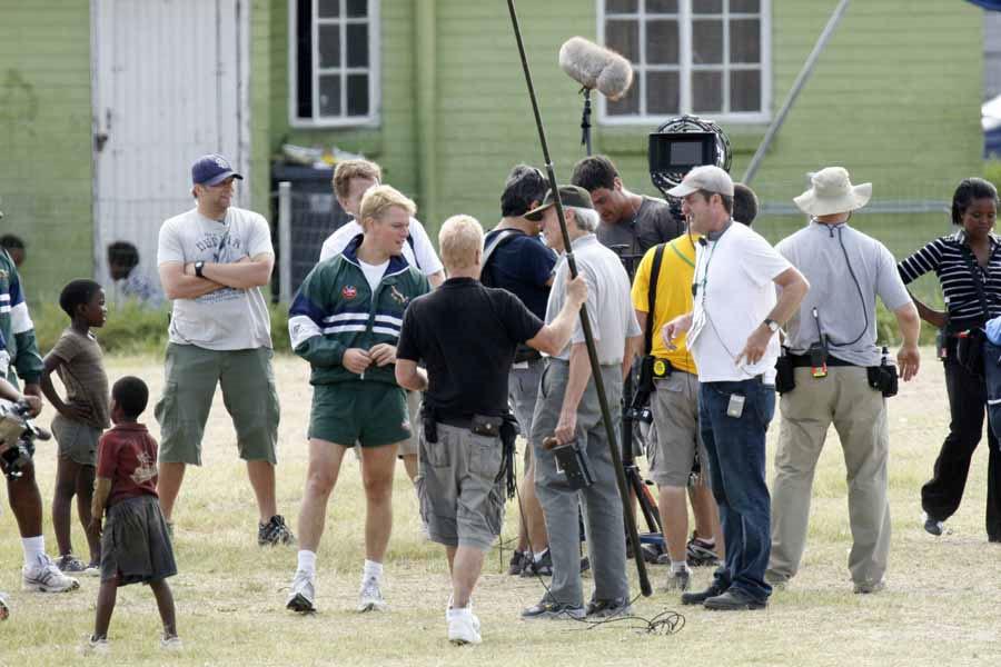 Foto de 'The Human Factor' de Clint Eastwood, fotos de rodaje (7/10)