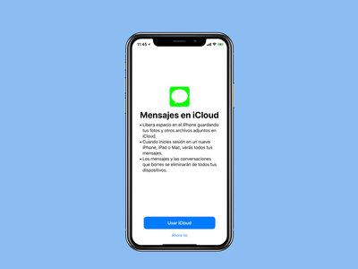 iOS 11.3 sincronizará tus mensajes con iCloud entre dispositivos: así puedes activarlo