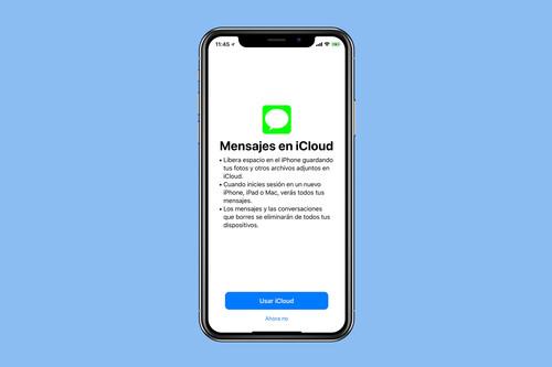 iOS 11.4 sincronizará tus mensajes con iCloud entre dispositivos: así puedes activarlo