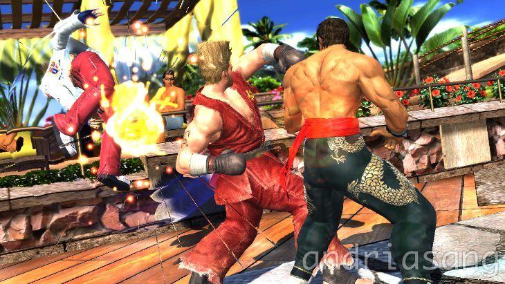 Foto de 180211 - Tekken Tag Tournament 2 (in-game) (25/39)