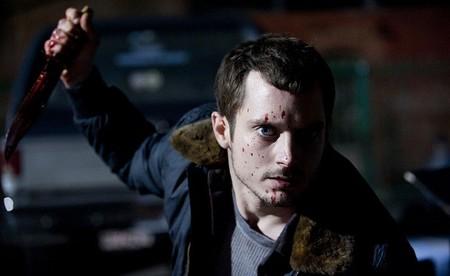 Elijah Wood sigue empeñado en ser el nuevo rey del cine de terror