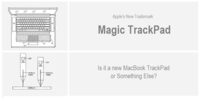 "Apple registra la marca ""Magic Trackpad"""