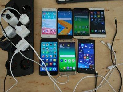6 phablets alternativos al Galaxy Note 7