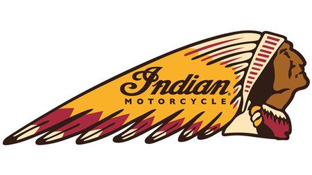 Logo Indian Motorcycle War Bonnet