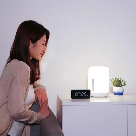 Lampara Inteligente Xiaomi Mi Bedside Lamp 2 Rgb 06 Ad L