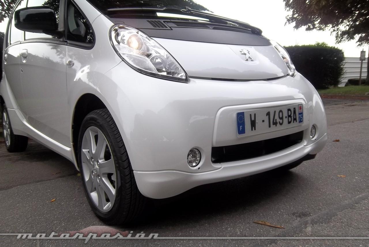 Foto de Peugeot i0n (presentación) (47/50)