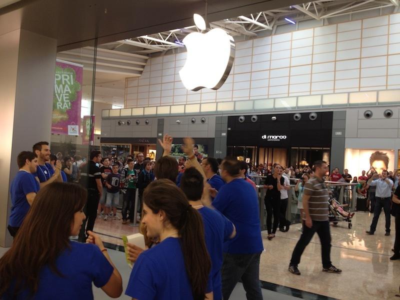 Apple Store Nueva Condomina