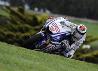 MotoGP Australia 2010: lluvia y viento para Bradley Smith, Alex de Angelis y Jorge Lorenzo en los primeros libres del GP de Australia