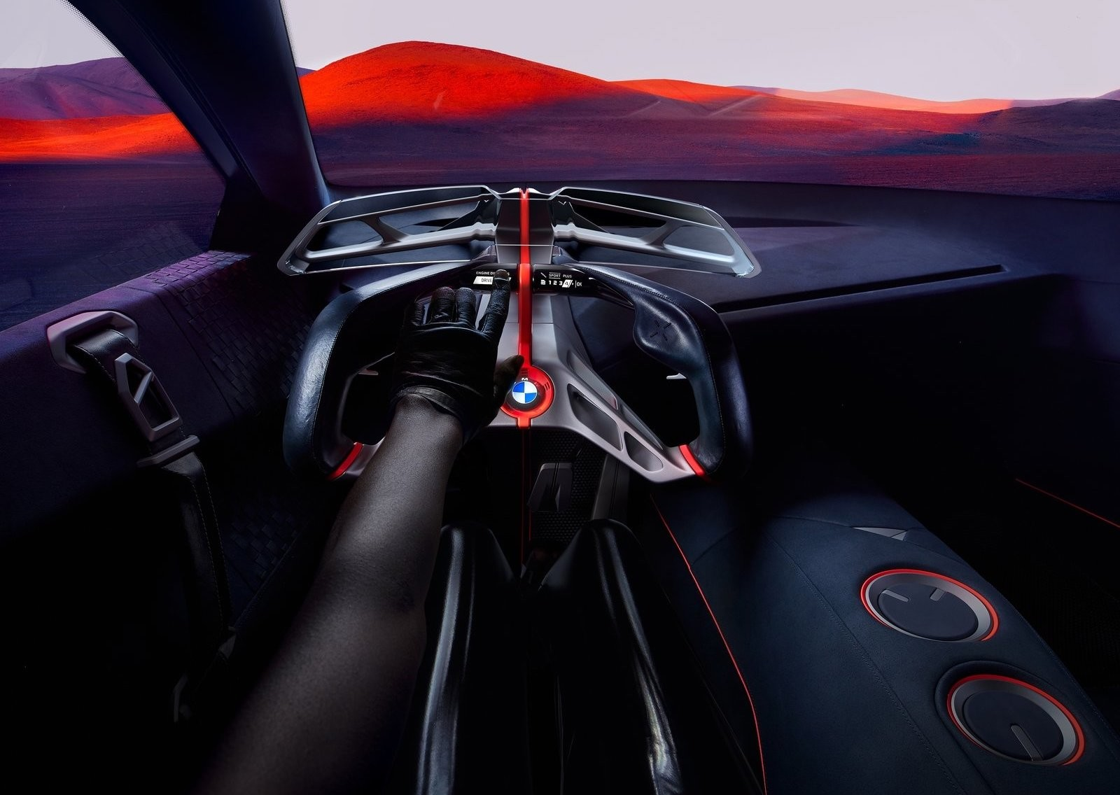 Foto de BMW Vision M Next Concept (22/25)