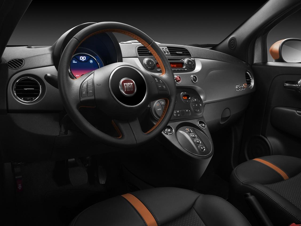Foto de Fiat 500e (19/22)