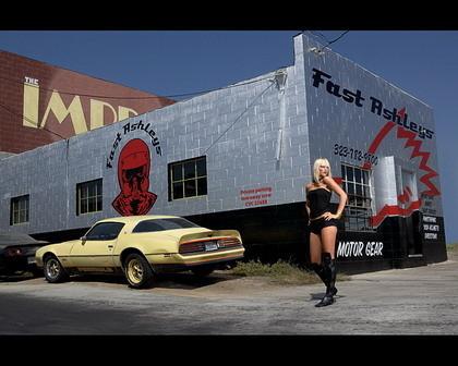 Calendario Miss Tuning 2007