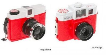 Lomo lanza una cámara de fotos en colaboración con The White Stripes