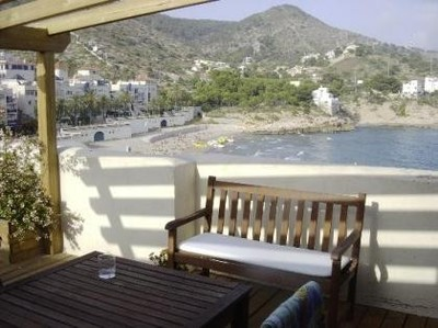 Hotel del Arte en Sitges.