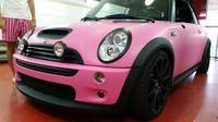 Romina Belluscio se merece un coche muy personalizado, ¡sólo faltaba!