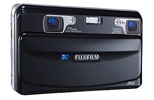 Fujifilm FinePix Real 3D, fotografías en 3D