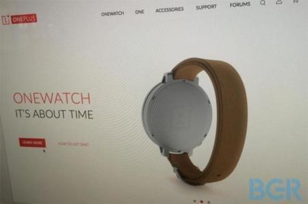 OnePlus también podría estar preparándose para lanzar un smartwatch redondo