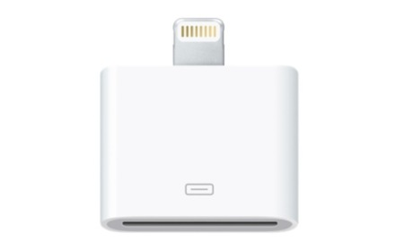 Apple lanza dos adaptadores diferentes para añadir compatibilidad con Lighting #KeynoteiPhone5