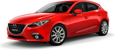 Okaeri nasae, Mazda3