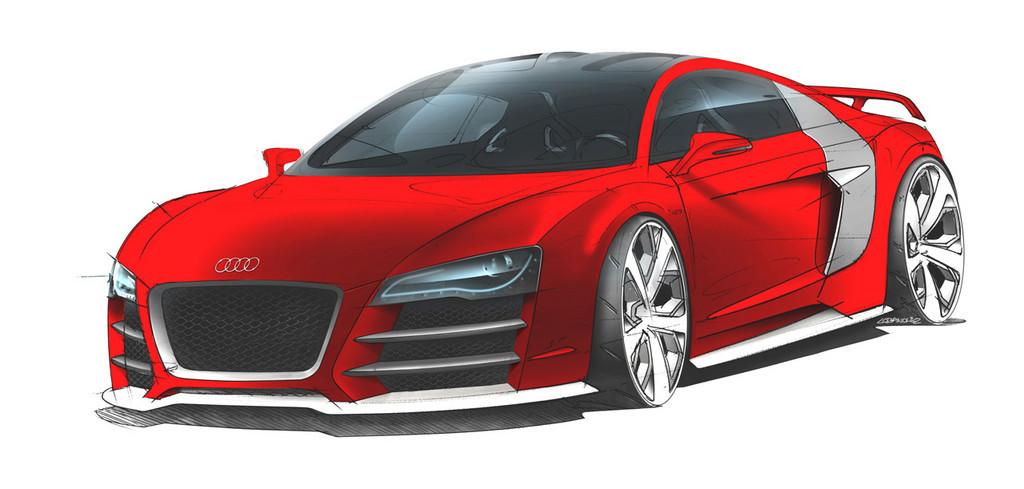 Foto de Audi R8 TDI Le Mans (7/12)