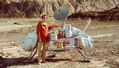 'Cosmos 2': la segunda parte de la serie de astronomía de Carl Sagan para 2014