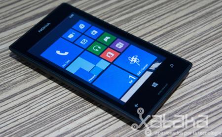 Nokia Lumia 520, toma de contacto