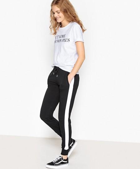 Pantalones Jogger Negros