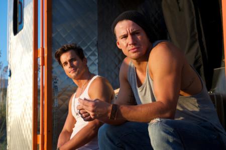 Matt Bomer y Channing Tatum en