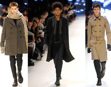 Pasarela de París Dior Homme Otoño-Invierno 07/08