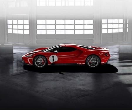 Único y sublime. Ford homenajea las bodas de oro de su victoria en Le Mans con el GT '67 Heritage Edition