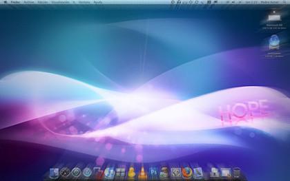 Un Mac OS visto desde la ventana del futuro