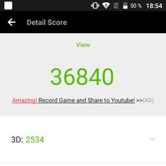 Foto 4 de 6 de la galería benchmarks-del-wiko-view en Xataka Android