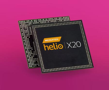 10 núcleos en un smartphone: así es el Helio X20 de Mediatek para asaltar la gama alta