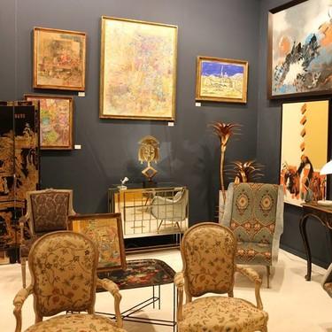 Si te gustan el arte y las antigüedades, no puedes perderte FERIARTE