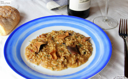 Cómo hacer un risotto de boletus fácilmente