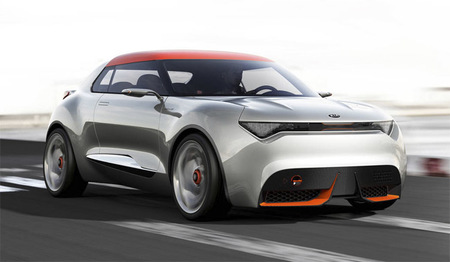 Kia Provo, el prototipo híbrido de la marca para el Salón de Ginebra