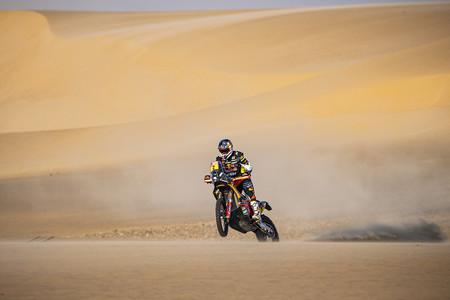 Matthias Walkner Dakar 2020