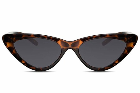 Gafas De Sol Cat Eye Leoparfo Amazon