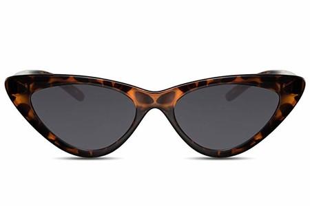 Gafas De Sol Cat Eye Leoparfo Amazon