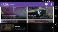 Twitch se actualiza para traer un minireproductor y un nuevo modo de sólo audio
