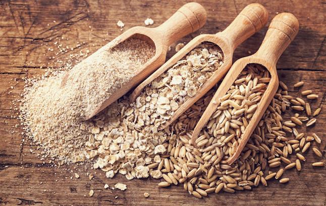 que es mejor el salvado de avena o de trigo