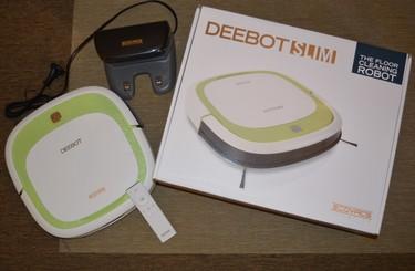 Lo hemos probado: Deebot Slim, un robot de limpieza pequeño y funcional