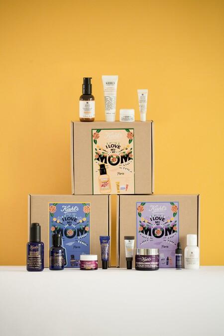 Kiehl's celebra el Día de la Madre con tres cofres para cuidar la piel que son una gran idea para regalar