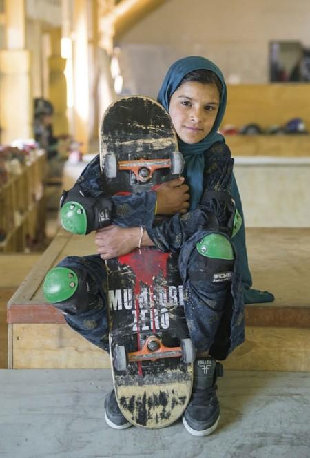 Skateistan Skateboarding Girls Afghanistan Jessica Fulford Dobson 19