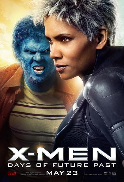 'X-Men: Días del futuro pasado', carteles