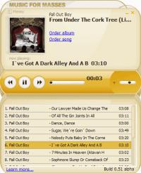 Música para masas totalmente gratis de AllOfMP3