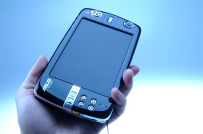 Asus R50, UMPC compacto