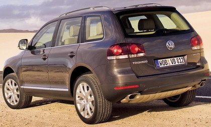 volkswagen touareg 2007. Black Bedroom Furniture Sets. Home Design Ideas