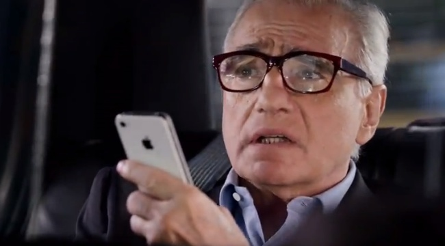 martin scorsese siri iphone apple anuncio