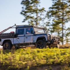 Foto 29 de 47 de la galería project-viper-land-rover-defender en Motorpasión