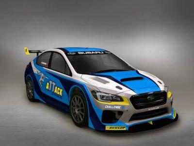 Subaru va por el récord en la Isla de Man con su WRX STI